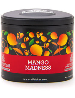 TYTOŃ DO SHISHY AL FAKHER 250G MANGO MADNESS